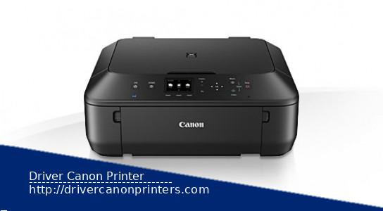 Canon Pixma MG5550 Driver Printer