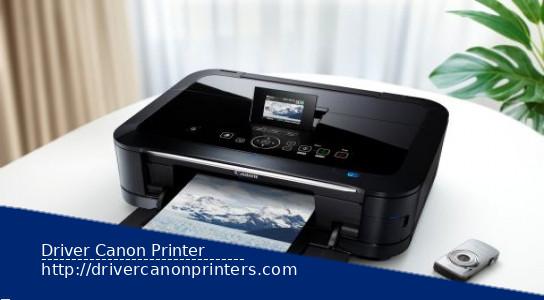 Canon MG6150 Printer Driver