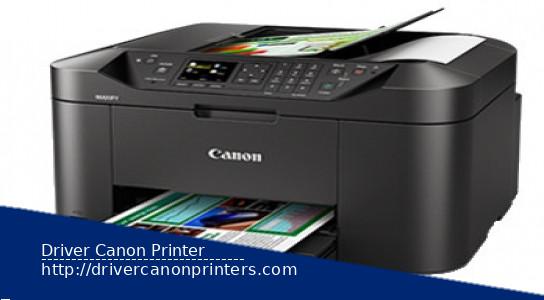Canon Maxify MB2020 Printer Driver Download