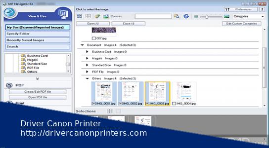 Download Canon MP Navigator EX Ver. 5.0.2 For Windows