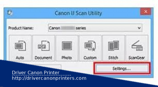 Canon IJ Scan Utility Download for Mac (Ver.2.3.5)