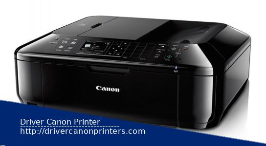 Download Driver Canon Pixma MX522 for Mac