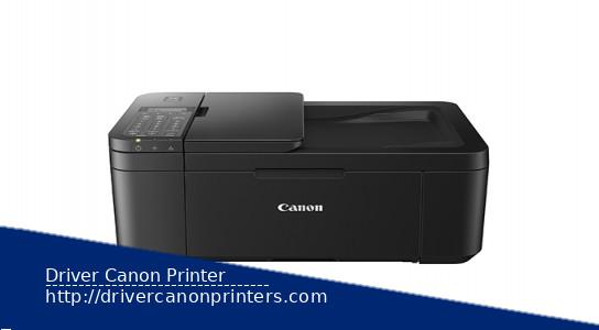 Canon TR4520 Driver Download for Windows