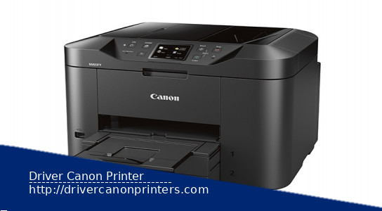 Canon Maxify MB2750 Driver for Mac and Windows
