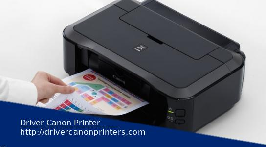Driver Canon IP4940 Printer for Windows and Mac