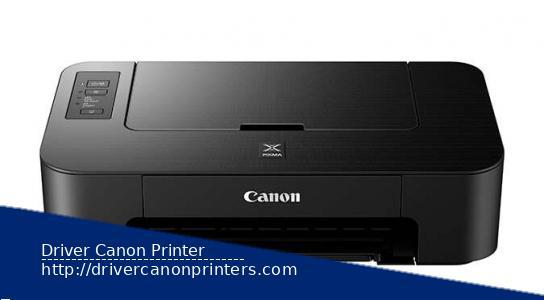 Canon Pixma TS200 Series Drivers For Windows