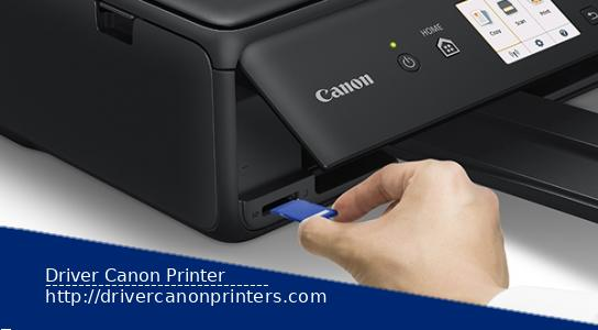 Driver Canon Pixma TS5040 For Windows and Mac