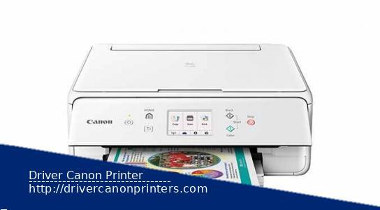 Canon TS6051 Printer Driver for Windows and Mac
