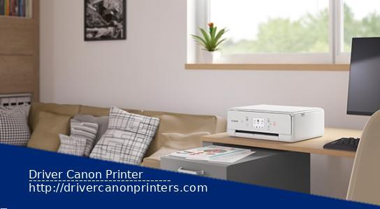 Canon Pixma TS6150 Driver Printer For Windows