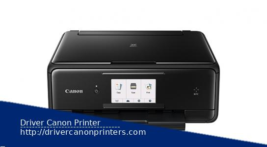 Canon Pixma TS8000 Series Driver for Windows and Mac