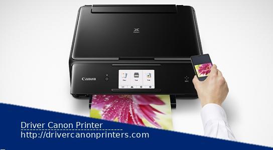 Canon TS8050 Driver Printer For Windows and Mac