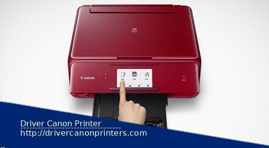 Canon TS8051 Driver Printer For Windows and Mac