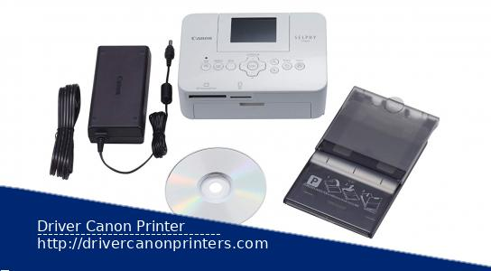 Canon SELPHY CP820 Driver Windows and Mac