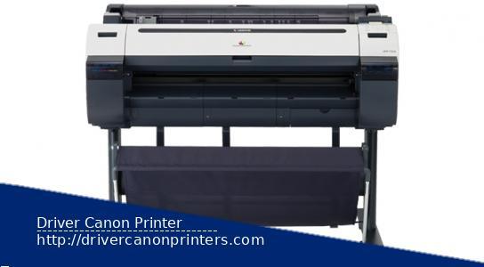 Canon iPF750 Drivers Printer Download
