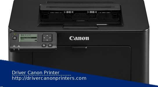 Canon ImageCLASS LBP113w Driver Printer Download