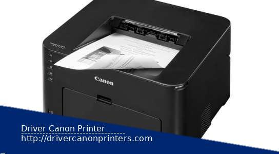 Canon ImageCLASS LBP151dw Printer Drivers Downloads