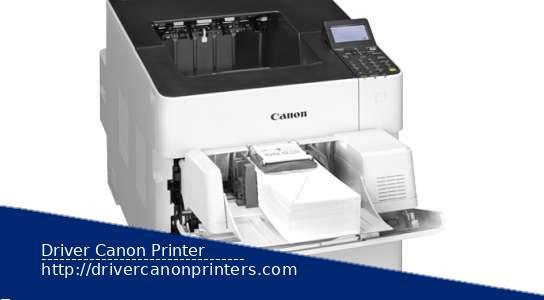 Canon ImageCLASS LBP352dn Driver Printer