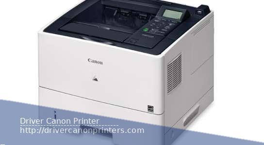 Canon ImageCLASS LBP6780dn Driver Printer Download