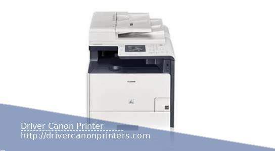 Download Canon Color ImageCLASS MF729Cdw Driver Printer