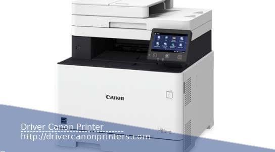 Canon ImageCLASS MF743Cdw Driver Printer Download