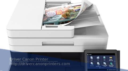 Download Canon ImageCLASS MF745Cdw Driver Printer