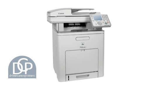 Canon ImageCLASS MF9150c Driver Printer Download