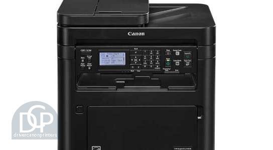 Driver Canon ImageCLASS MF264dw Printer Download