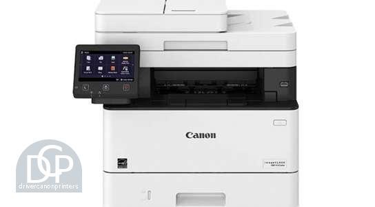 Canon ImageCLASS MF445dw Driver Download