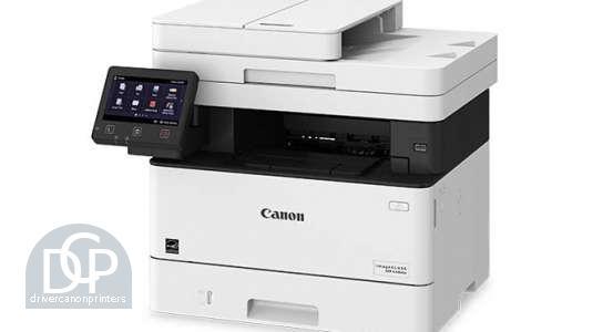 Canon ImageCLASS MF448dw Driver Printer Download