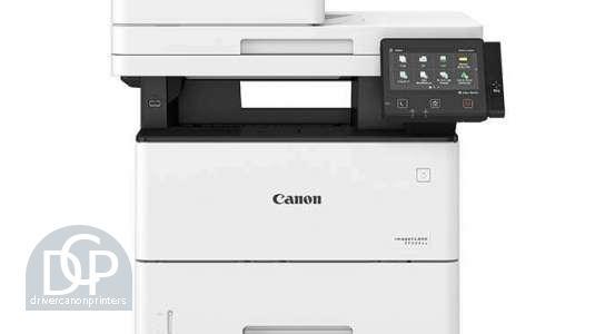 Canon ImageCLASS MF525dw Printer Driver Download