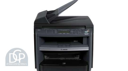Canon ImageCLASS MF4270 Driver Printer Download