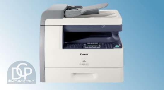 Driver Canon ImageCLASS MF6580 Printer