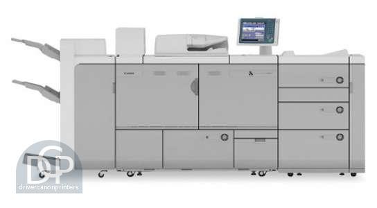 Canon imagePRESS 1110+ Driver Printer Download