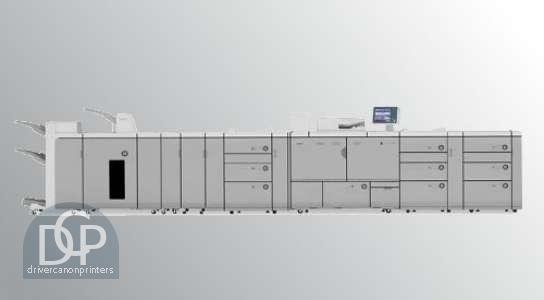 Canon imagePRESS 1125P Driver Printer Download