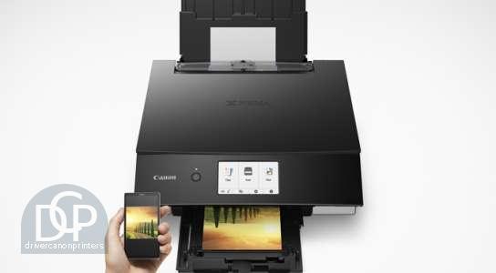 Canon Pixma TS8320 Driver Printer Software