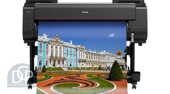 Canon imagePROGRAF PRO-4100 Driver Printer Download