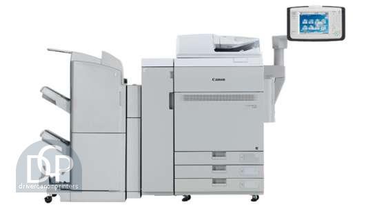 Canon imagePRESS C650 Driver Printer Download
