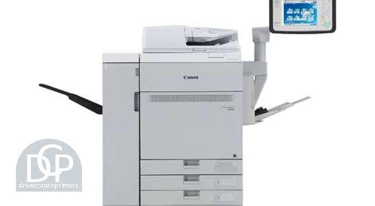 Canon imagePRESS C710CA Driver Printer Download
