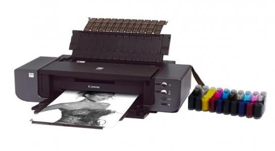 Canon pixma Pro9500 Driver Printer