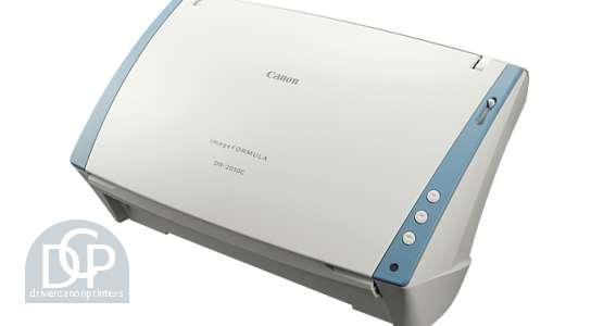 imageFORMULA DR-2010C Compact Scanner Driver