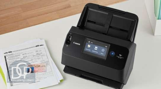 imageFORMULA DR-S150 Office Document Scanner Driver