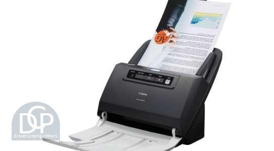 imageFORMULA DR-M160II Office Document Scanner Driver Download