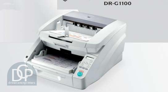 Scanner Canon ImageFormula DR G1100 Driver Download