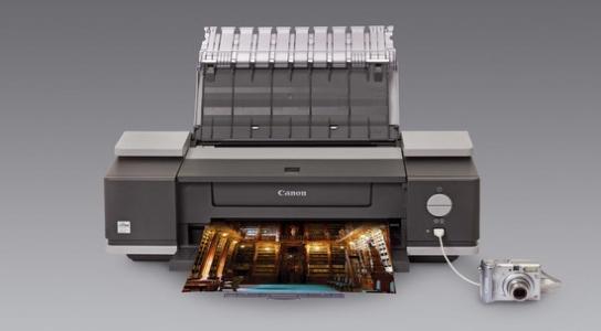 Canon Pixma IX5000 Driver Printer