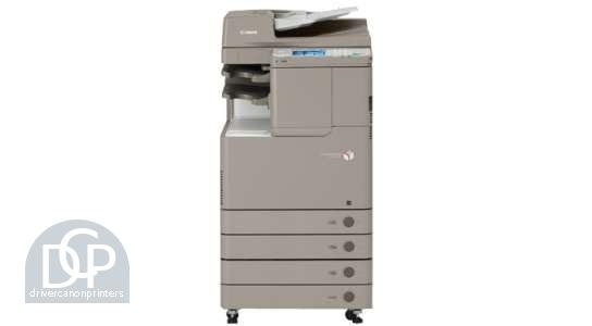 Canon imageRUNNER ADVANCE C2020 Driver Download