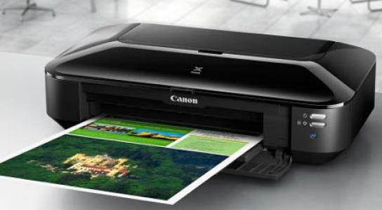 Canon Pixma IX6540 Driver Printer