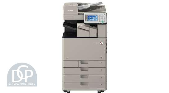 Canon imageRUNNER ADVANCE C3330i Driver Printer Download