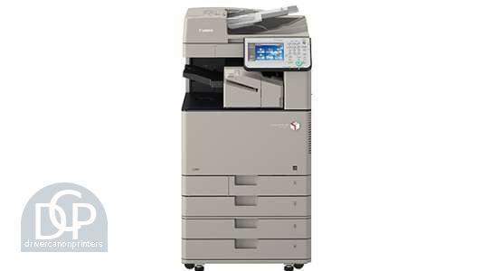 Canon imageRUNNER ADVANCE C3330i Driver Printer Download