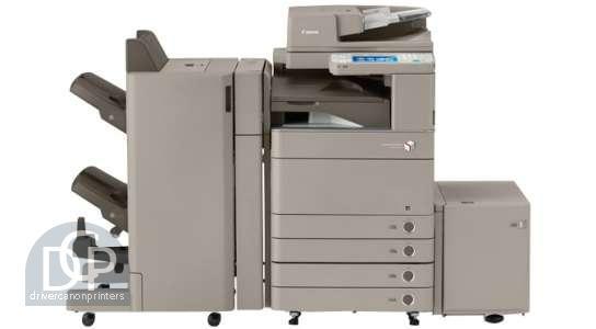 Canon imageRUNNER ADVANCE C5250 Printer Driver Download