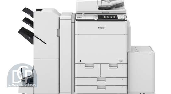 Canon imageRunner ADVANCE C7580 Driver Printer Download